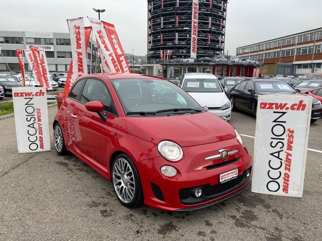 saloon Fiat 500 1.4 16V Turbo Abarth