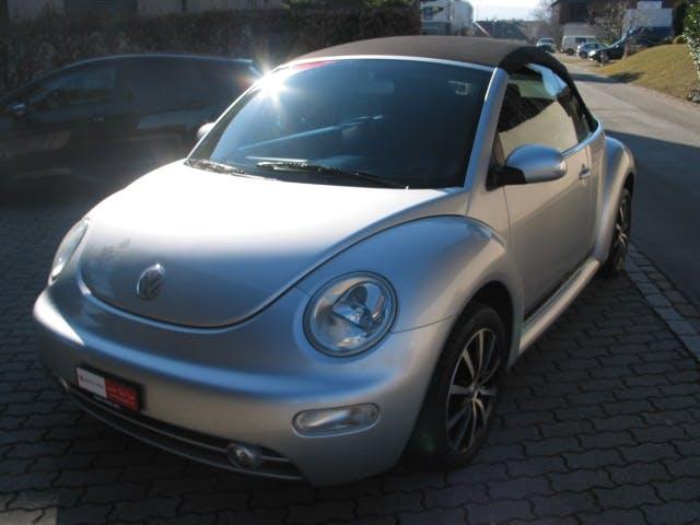 cabriolet VW Beetle Cabriolet 1.8 20V Turbo