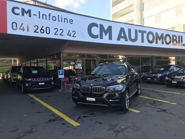 suv BMW X6 xDrive 40d Steptronic