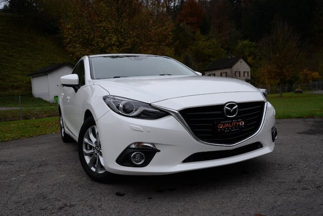 saloon Mazda 3 2.2 16V CD Revolution Activematic