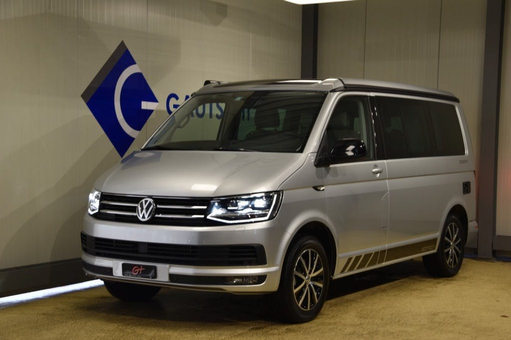 bus VW T6 California 2.0 TDI Ocean Edition