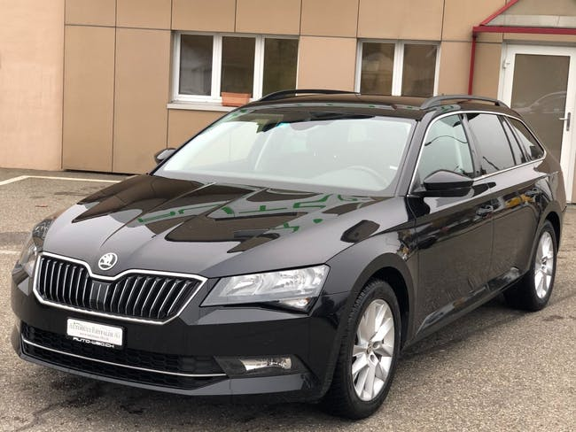 estate Skoda Superb Combi 1.8 TSI Ambition DSG