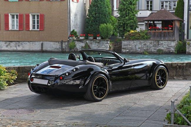 cabriolet Wiesmann MF 5 Roadster MF5 5.0 V10 DKG