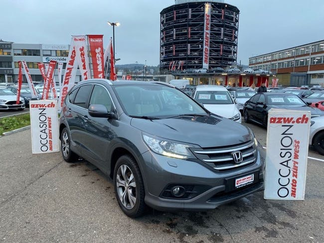 suv Honda CR-V 2.2 i-DTEC Executive 4WD Automatic