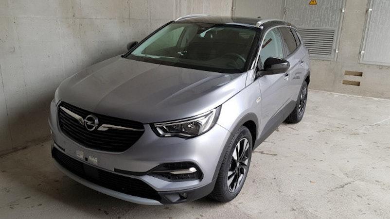 Opel Grandland X 1.2i TP DesLi 9'100 km 26'990 CHF - buy on carforyou.ch - 1