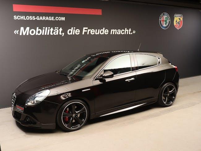 saloon Alfa Romeo Giulietta 1.8 TBI QV