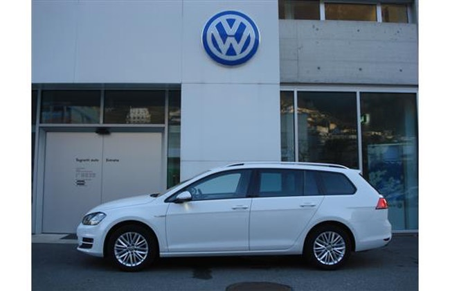 estate VW Golf Variant 1.4 TSI Cup DSG