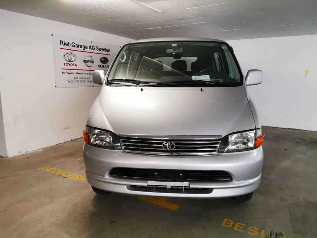bus Toyota Hiace Wagon 2.7 4x4 8 P. GL