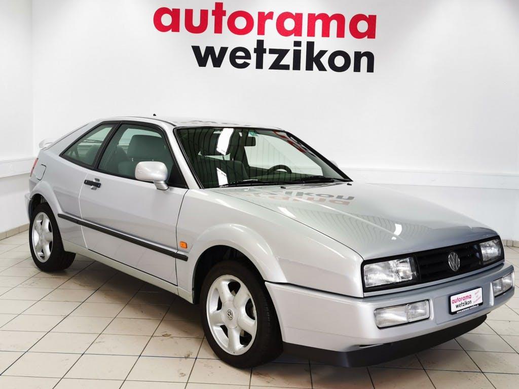 coupe VW Corrado 2000 16V
