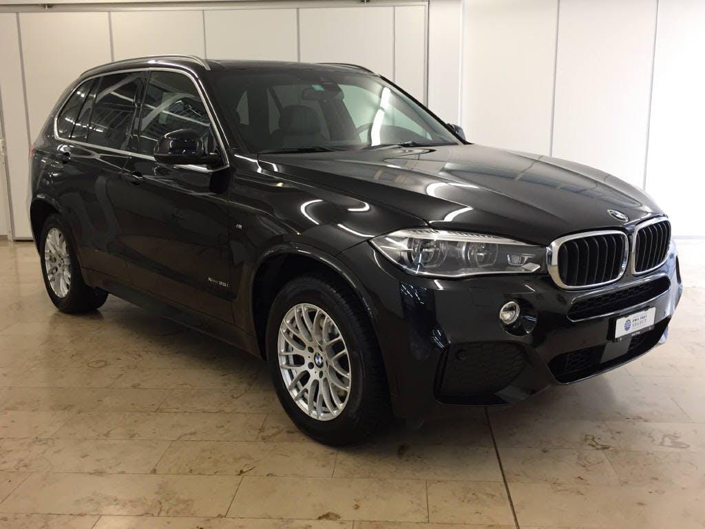 suv BMW X5 35i xDrive