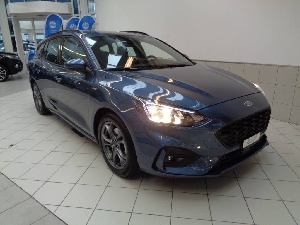 estate Ford Focus 1.0i EcoB 125 ST-Line