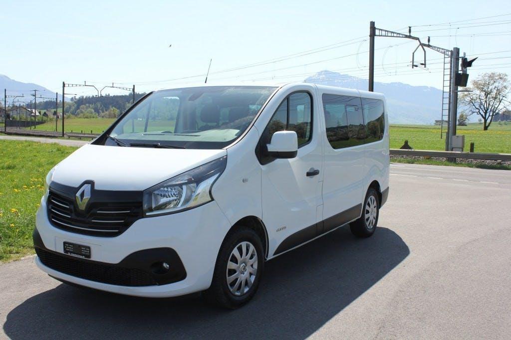 bus Renault Trafic ENERGY dCi 145 Passenger Dynamique 9 Sitzer