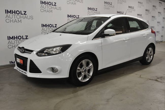 saloon Ford Focus 2.0 TDCi 140 PS Carving