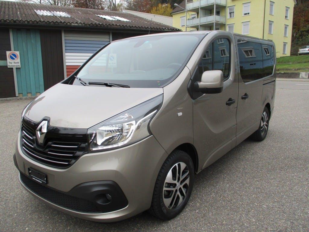 bus Renault Trafic ENERGY dCi 145 Spaceclass