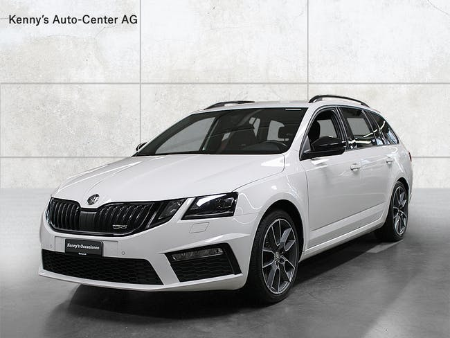 estate Skoda Octavia Combi 2.0 TSI RS