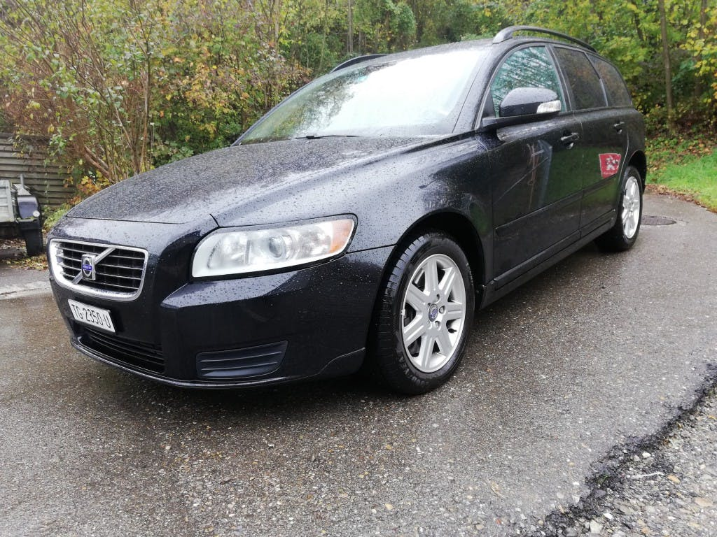 estate Volvo V50 T5 AWD Kinetic Geartronic