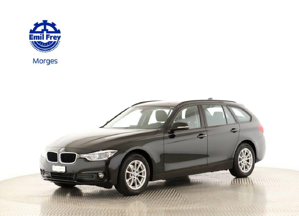 estate BMW 3er 318d Essential Ed.
