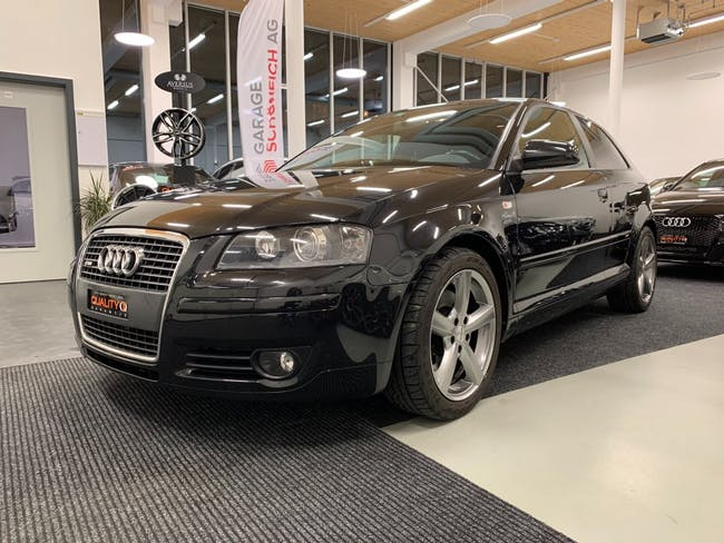 saloon Audi A3 2.0 Turbo FSI Ambition quattro