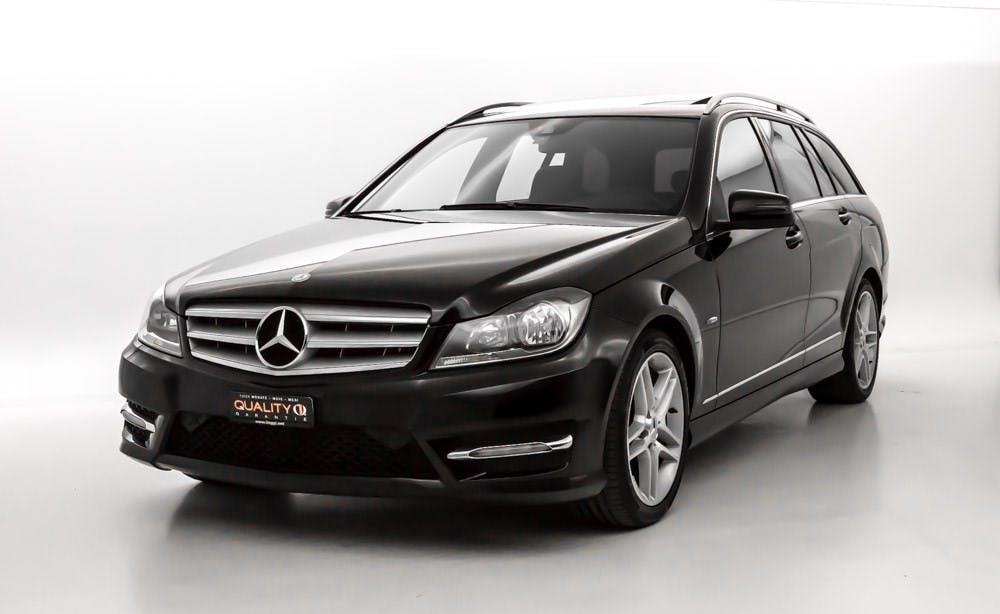 estate Mercedes-Benz C-Klasse C 220 CDI Avantgarde 7G-Tronic SPORTPAKET AMG