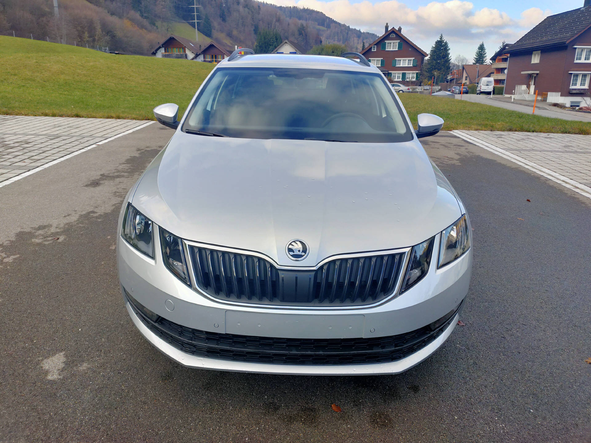 estate Skoda Octavia Combi 1.5 TSI Ambition