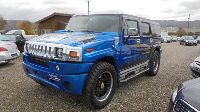 suv Hummer H2 6.0 Luxury