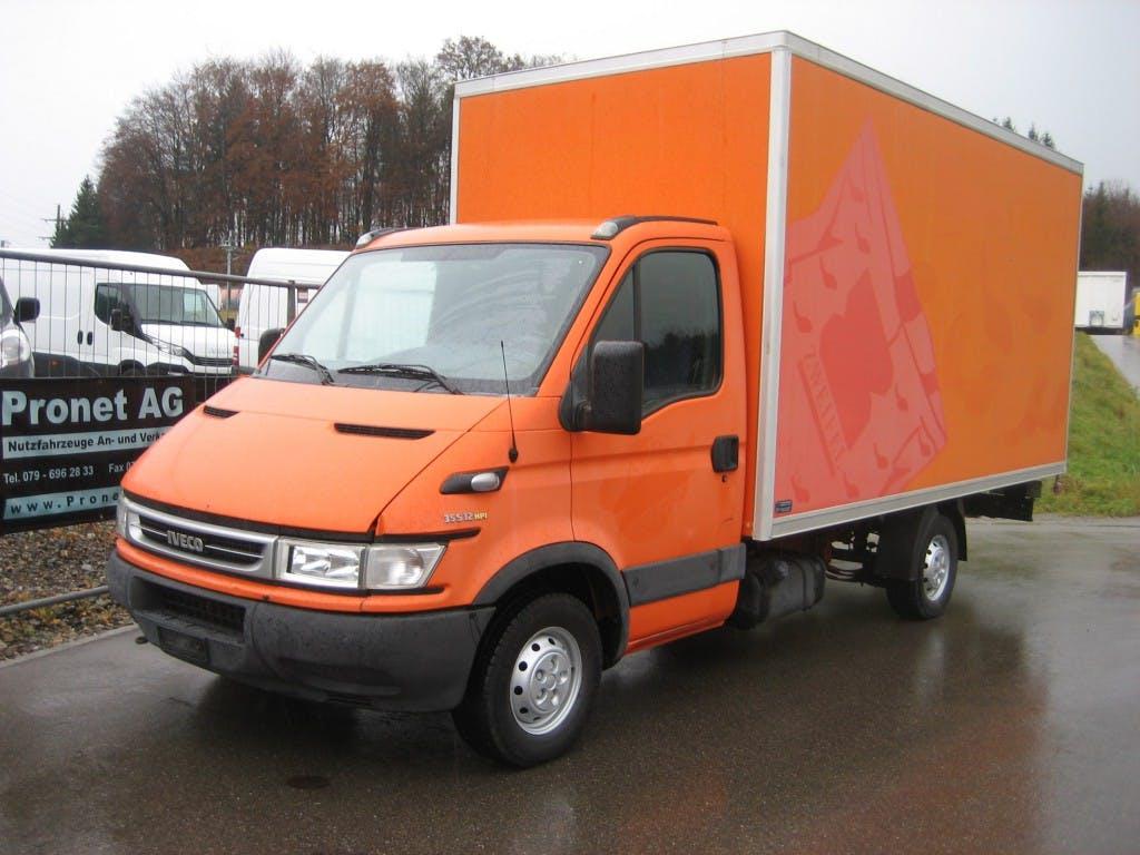 pickup Iveco Daily / Turbo Daily Daily City 35 S 12 AEKA15A1B1