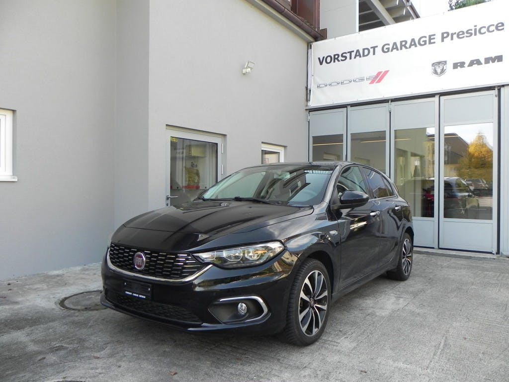saloon Fiat Tipo 1.6MJ Lounge DCT-6