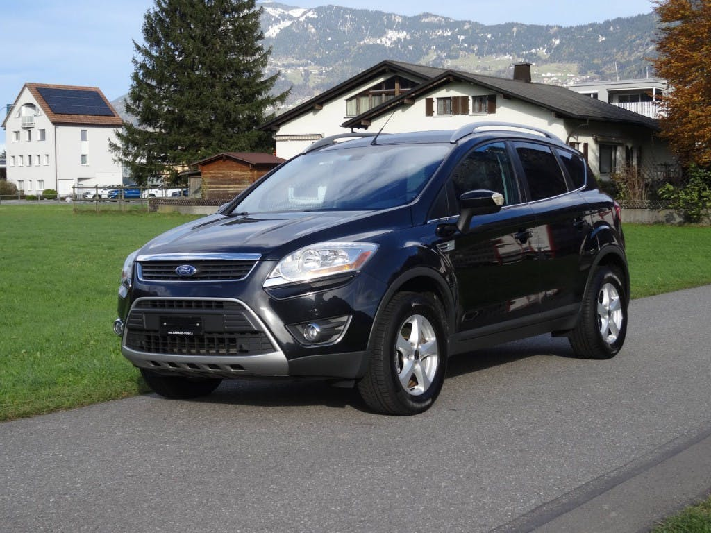 suv Ford Kuga 2.0 TDCi Titanium 4WD