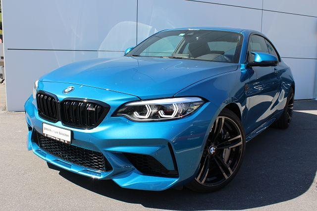coupe BMW 2er M2 Competition Coupé