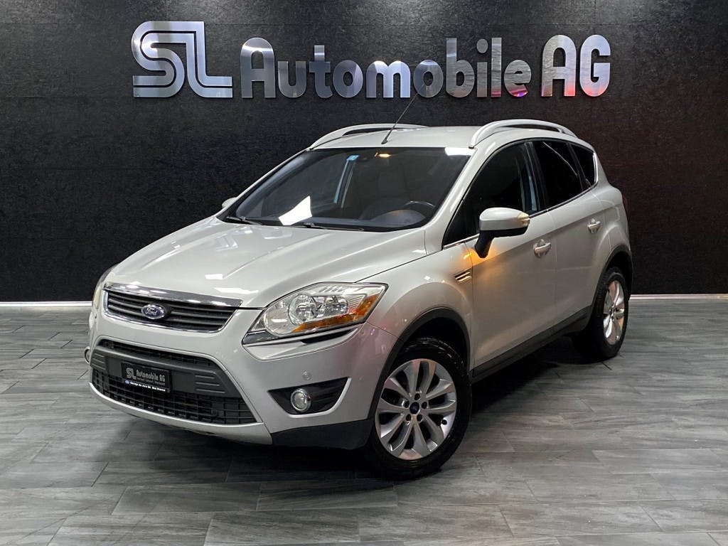 suv Ford Kuga 2.5 Turbo Carving 4WD