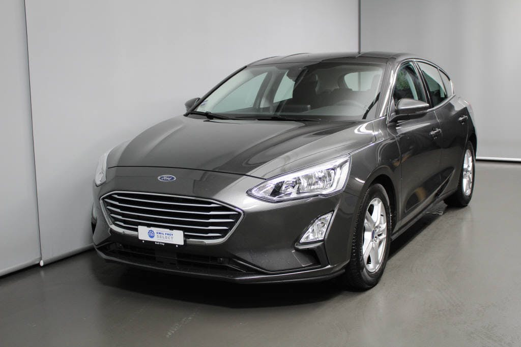 saloon Ford Focus 1.0i EcoB 125 Trend+