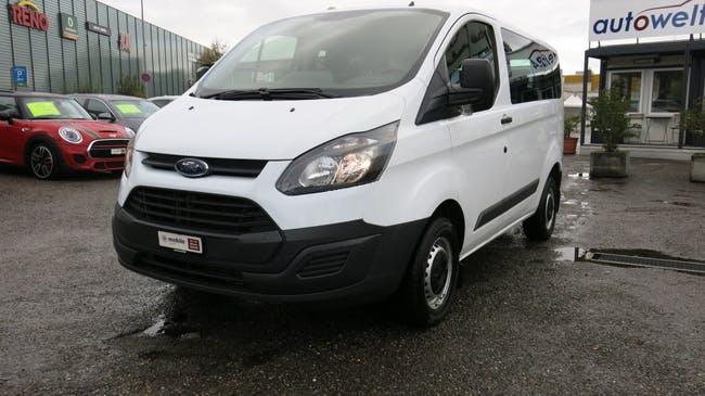 bus Ford Transit Custom 300 L1H1 Ambiente
