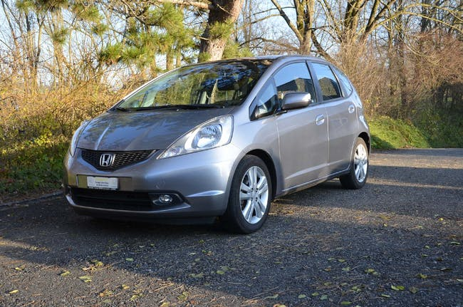 van Honda Jazz 1.4i Exclusive
