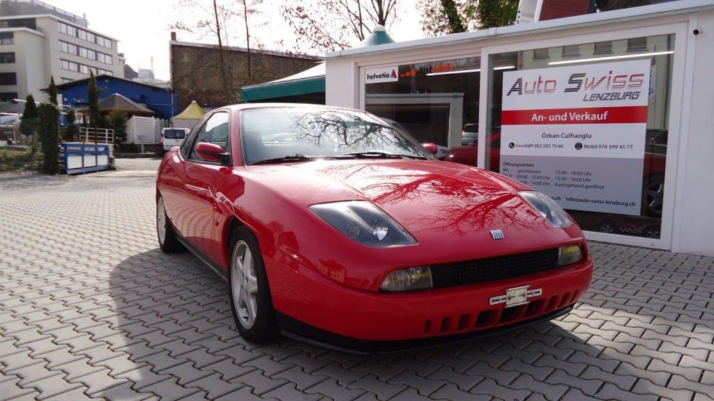 coupe Fiat Coupé 2.0 16V Turbo