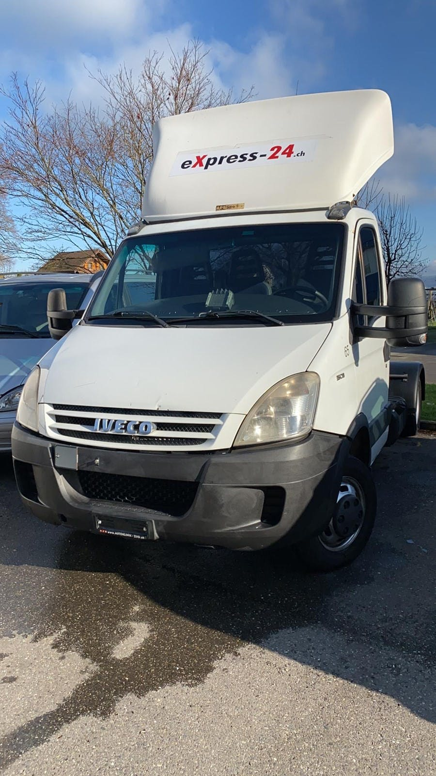 pickup Iveco Daily / Turbo Daily Daily 50C18/35 T GEEB14B1B1