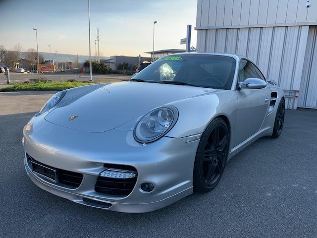 sportscar Porsche 911 Coupé 3.6 Turbo