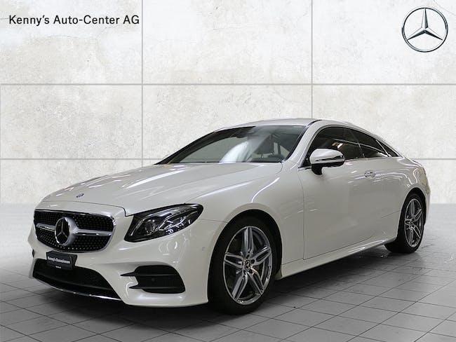 coupe Mercedes-Benz E-Klasse E 200 AMG Line Coupé