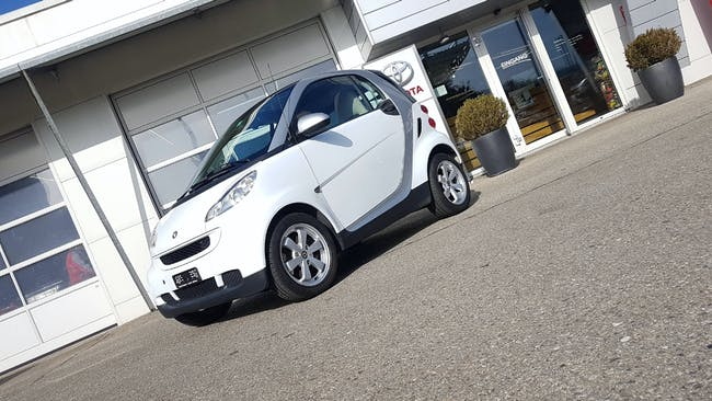 saloon Smart Fortwo Coupé 1000 84 Passion