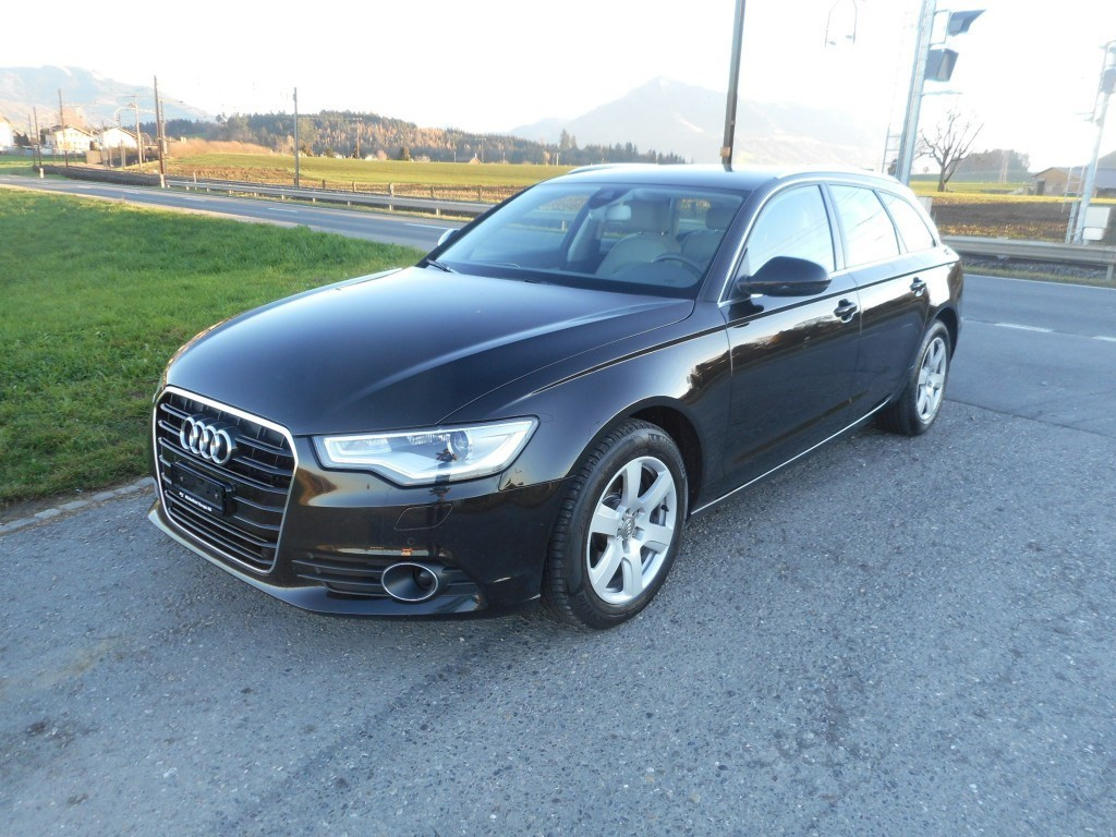 Used Audi A6 2.0 TDI MultiTronic