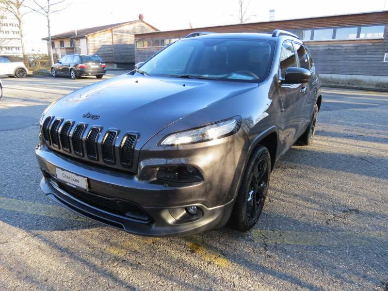 suv Jeep Cherokee 2.2D/200 4x4 Night Eagle III