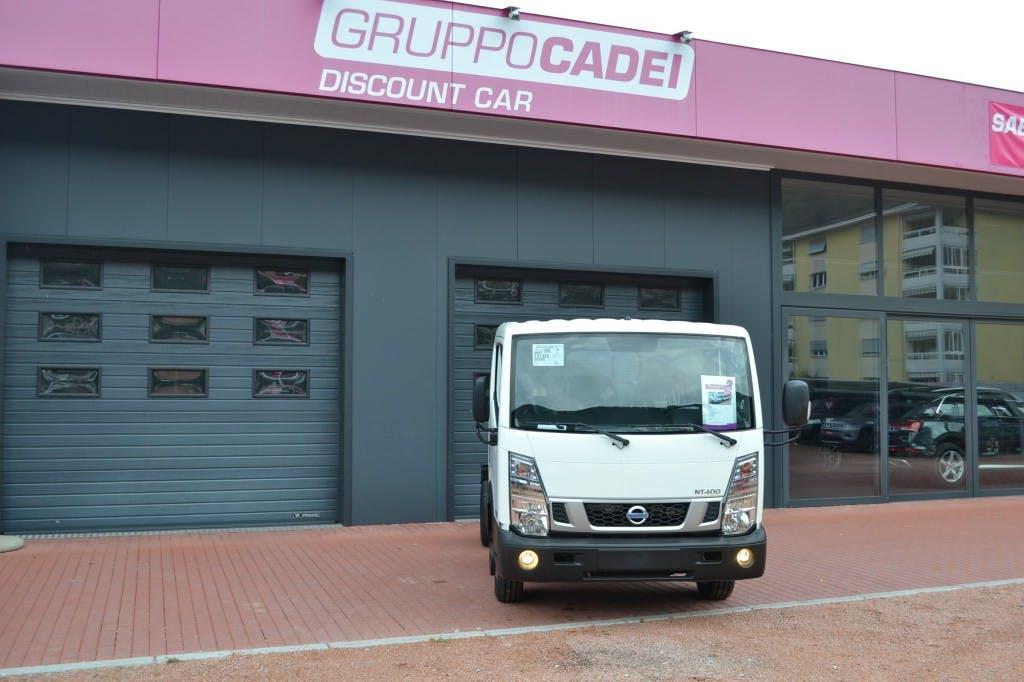 pickup Nissan NT400 Cabstar NT400 35.13 L1 PRO