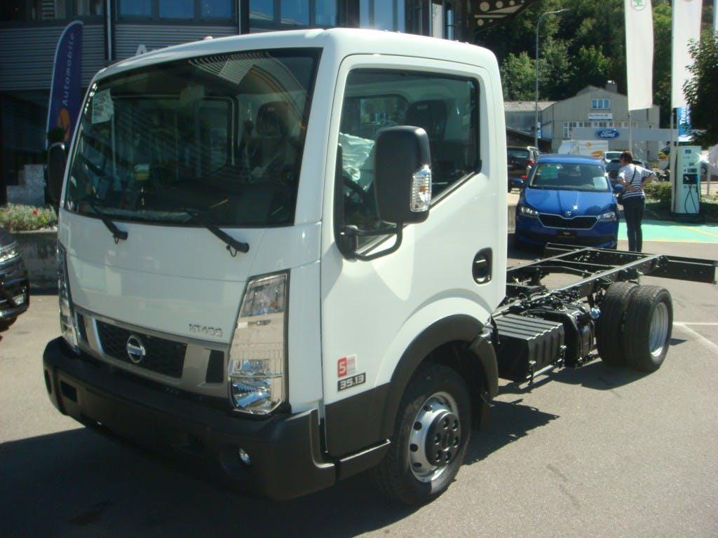 pickup Nissan NT400 Cabstar NT400 35.13 L2 PRO