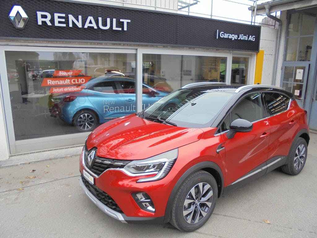 suv Renault Captur 1.3 TCe 155 Edition One EDC