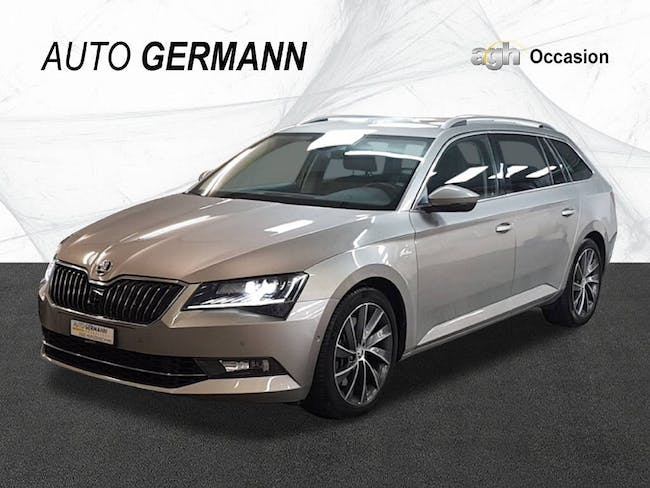 estate Skoda Superb Combi 2.0 TSI 280 L & K 4x4 DSG