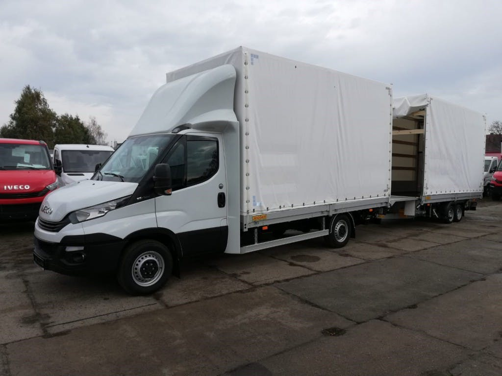 pickup Iveco Daily / Turbo Daily Daily 35 S 18