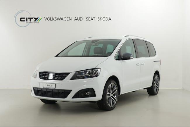 van SEAT Alhambra 2.0 TDI 177 FR 4x4 DSG