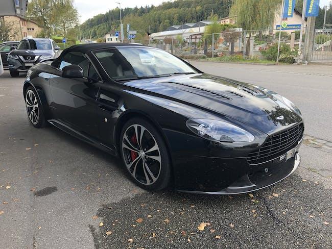 cabriolet Aston Martin V8/V12 Vantage V12 Vantage Roadster 6.0