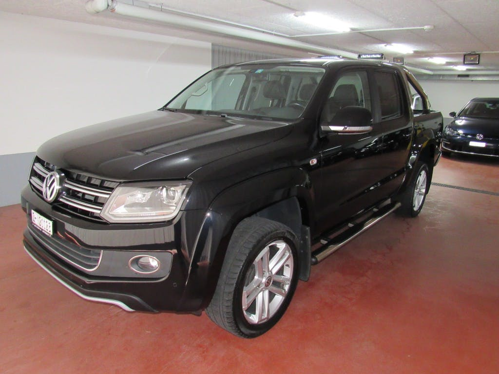 pickup VW Amarok 2.0BiTDI Highline Gölä 4Motion permanent A