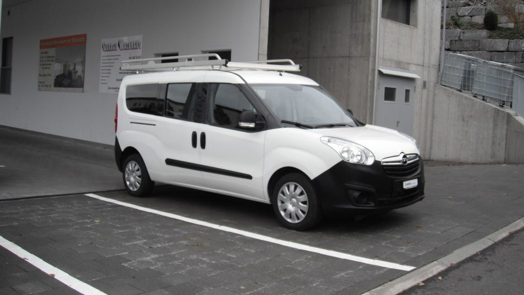 bus Opel Combo 2.0 CDTI 2.4 L1H1