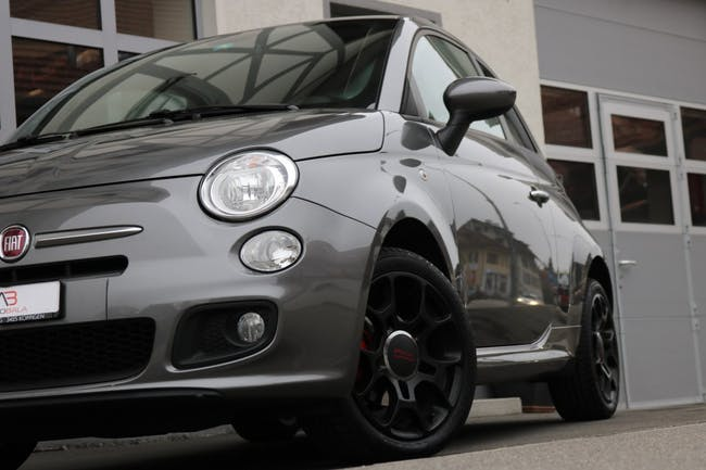 cabriolet Fiat 500 1.4 16V S